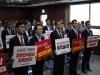 한국당 충남도당, 최저임금 제도개혁 범국민 서명운동 선포