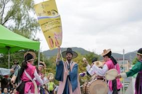 [포토] 흥타령춤축제2018의 또 다른 볼거리 '능소전'