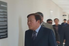 [속보] 성무용 전 천안시장 '야구장 관련' 무죄