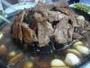 천안 석산장, 30년 전통 숯불돼지갈비 맛은...