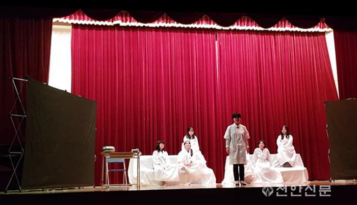 (천안여고)연극동아리 'LPG', 제24회 충남 청소년연극제 금상 수상.png